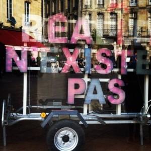Oeuvre artistique dans le centre de Bordeaux, Place du Parlement