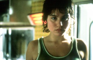 Emilie Dequenne dans Rosetta, des frères Dardenne
